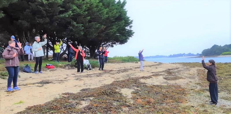 Stage bord de mer Tao de l'être